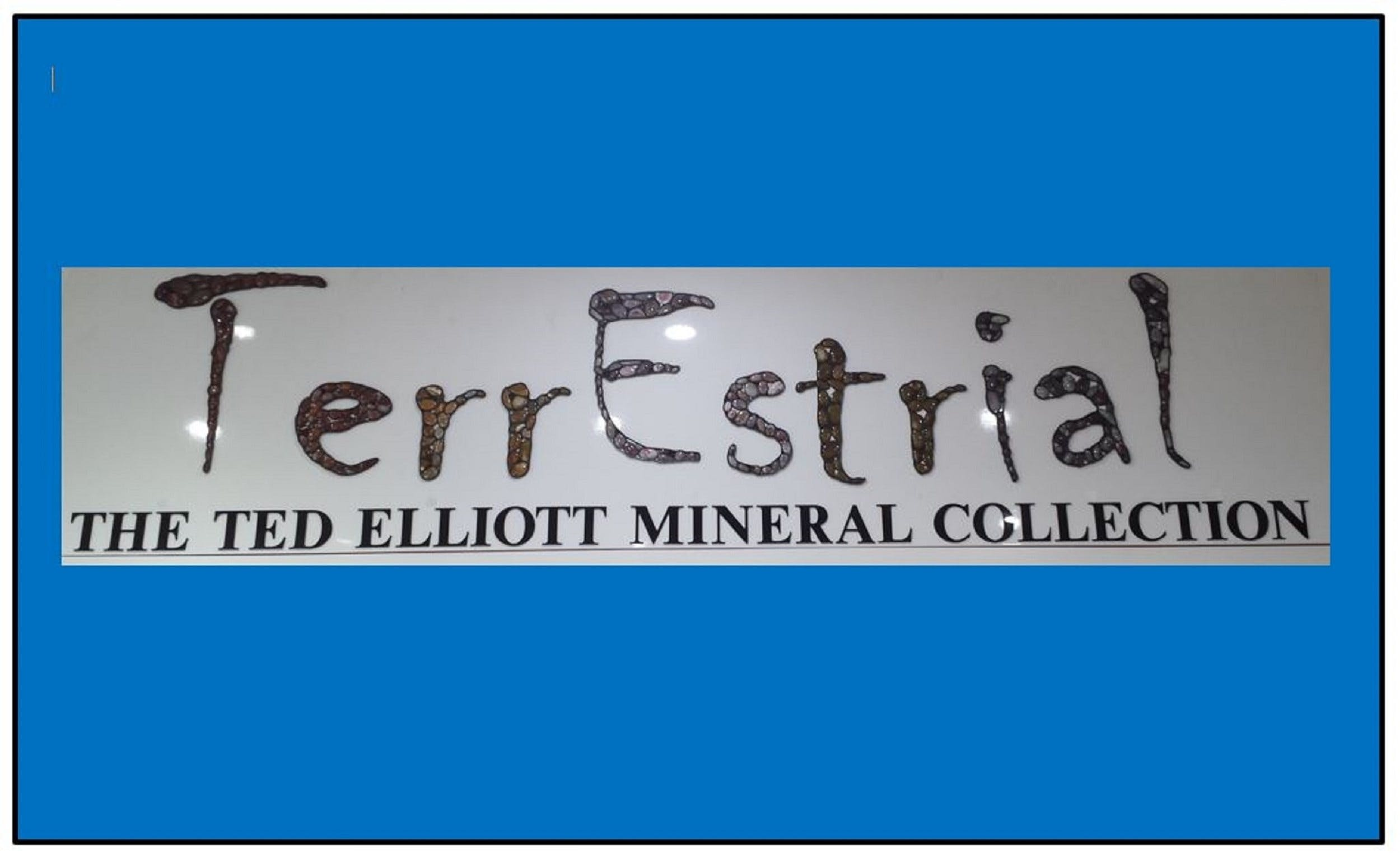 The Ted Elliott Mineral Collection - Accommodation Mount Tamborine