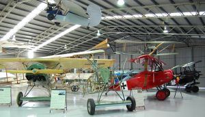 The Australian Vintage Aviation Society Museum - Accommodation Mount Tamborine