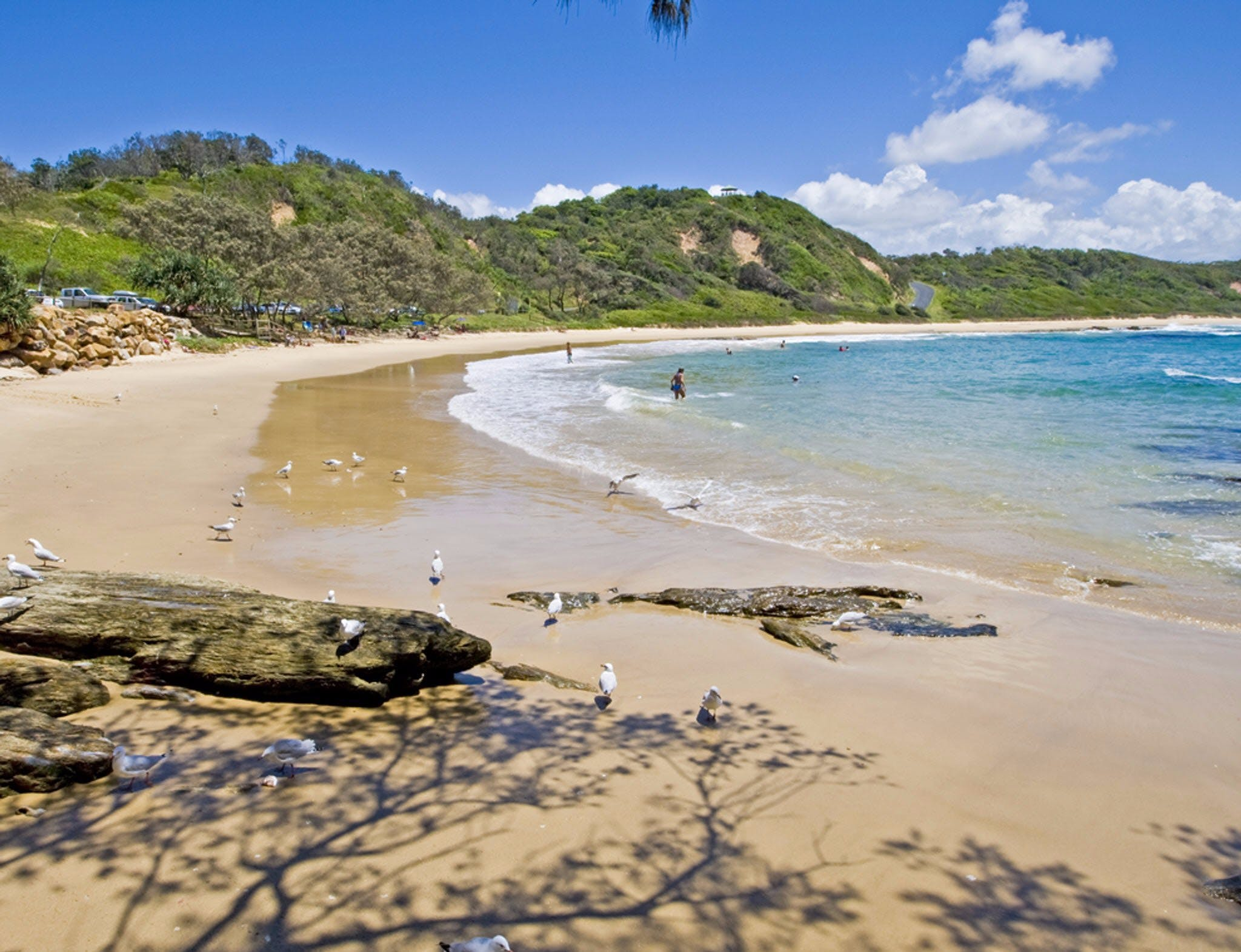 Nambucca Heads Beaches - Accommodation Mount Tamborine