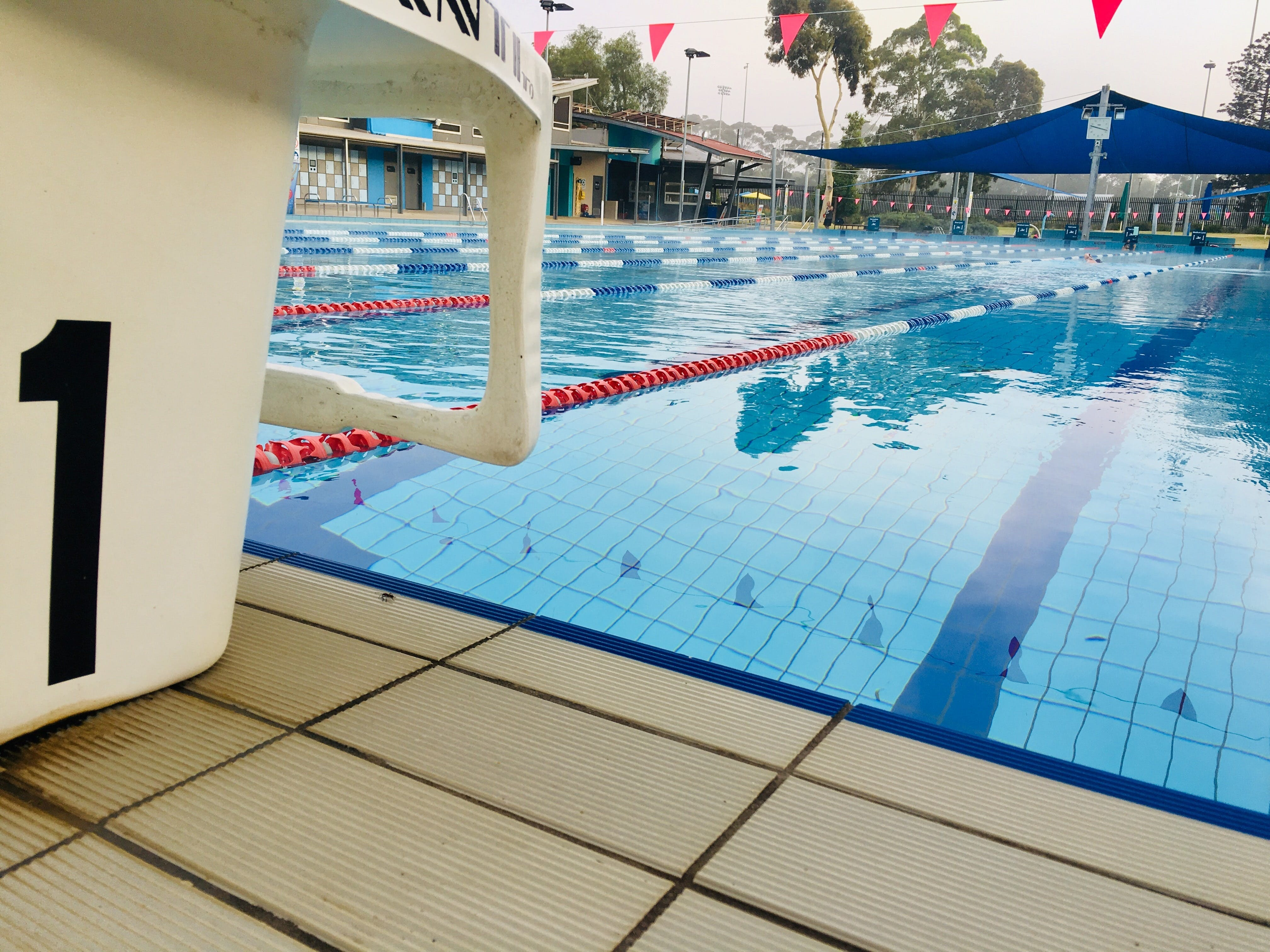 Werribee Outdoor Pool - Accommodation Mount Tamborine