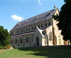 St Peters Anglican Church - Accommodation Mount Tamborine