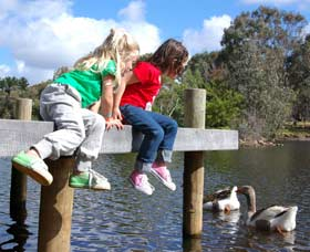 Vasse River and Rotary Park - Accommodation Mount Tamborine
