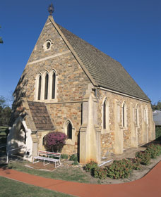 Uniting Church - York - Accommodation Mount Tamborine