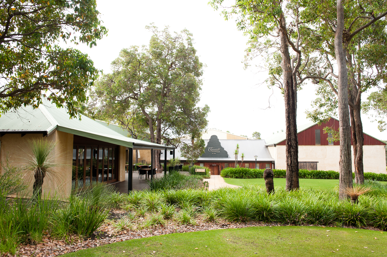 Clairault  Streicker Wines - Accommodation Mount Tamborine