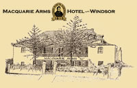 Macquarie Arms Hotel - Accommodation Mount Tamborine