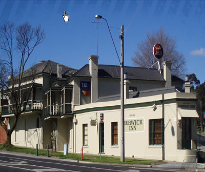 Berwick Inn Hotel - Accommodation Mount Tamborine