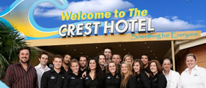The Crest Hotel Sylvania - Accommodation Mount Tamborine