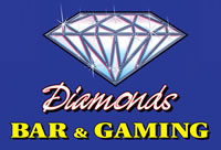 Diamonds Bar and Gaming - Accommodation Mount Tamborine
