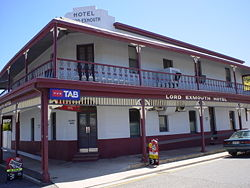 Lord Exmouth Hotel - Accommodation Mount Tamborine