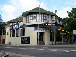 Railway Hotel - Accommodation Mount Tamborine