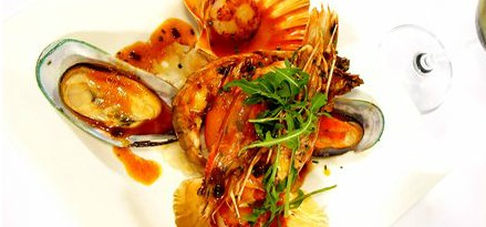 Lively Catch Seafood Restaurant - Accommodation Mount Tamborine