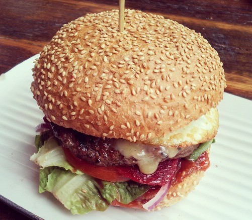Grill'd Healthy Burgers - Accommodation Mount Tamborine