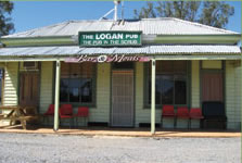 The Logan Pub - Accommodation Mount Tamborine