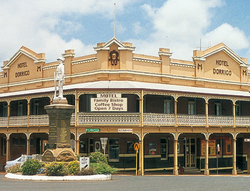 Heritage Hotel Motel - Accommodation Mount Tamborine