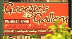 Georgies Cafe Restaurant - Accommodation Mount Tamborine