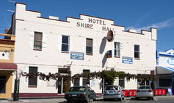 Shire Hall Hotel - Accommodation Mount Tamborine