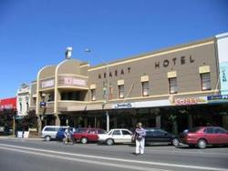 Ararat Hotel - Accommodation Mount Tamborine