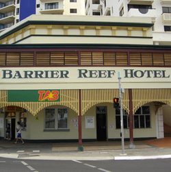 The Barrier Reef Hotel - Accommodation Mount Tamborine