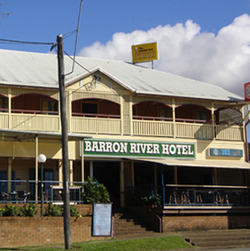 Barron River Hotel - Accommodation Mount Tamborine