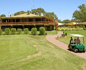 Coomealla Golf Club - Accommodation Mount Tamborine