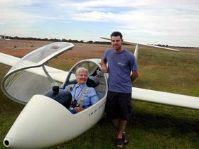 Waikerie Gliding Club - Accommodation Mount Tamborine