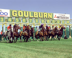 Goulburn and District Racing Club - Accommodation Mount Tamborine