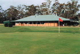 Echunga Golf Club Incorporated - Accommodation Mount Tamborine