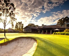 Vintage Golf Club - Accommodation Mount Tamborine