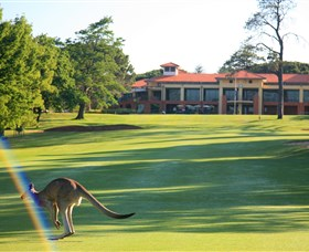Royal Canberra Golf Club - Accommodation Mount Tamborine