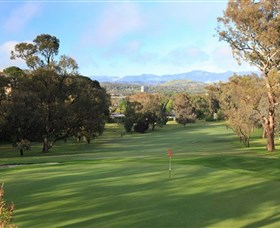 Federal Golf Club - Accommodation Mount Tamborine