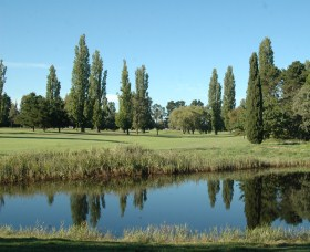 Goulburn Golf Club - Accommodation Mount Tamborine