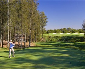 Hunter Valley Golf and Country Club - Accommodation Mount Tamborine