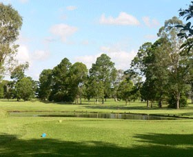 Casino Golf Club - Accommodation Mount Tamborine