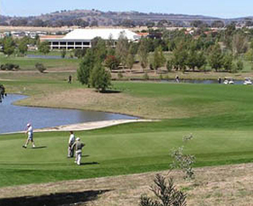 Gungahlin Lakes Golf and Community Club - Accommodation Mount Tamborine