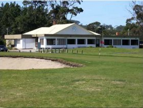 Seabrook Golf Club - Accommodation Mount Tamborine