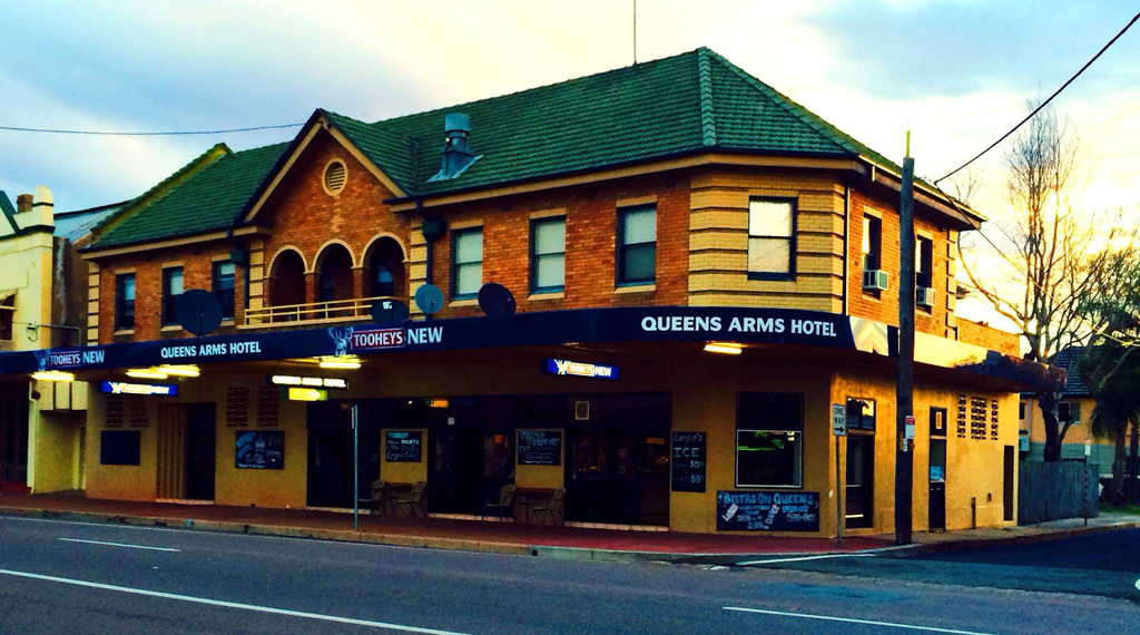 Queens Arms Hotel - Accommodation Mount Tamborine