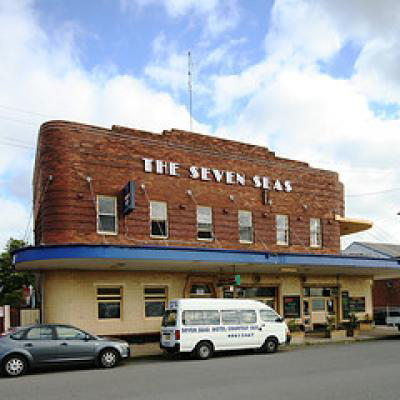 Seven Seas Hotel - Accommodation Mount Tamborine