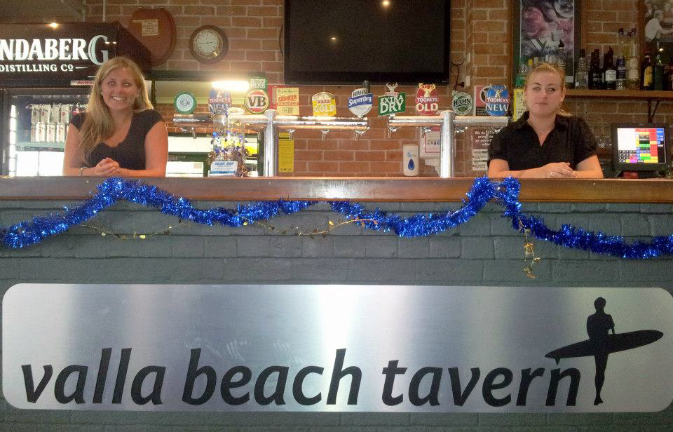 Valla Beach Tavern - Accommodation Mount Tamborine