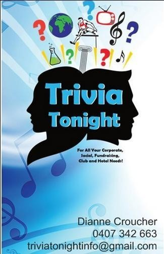Trivia Tonight - Accommodation Mount Tamborine
