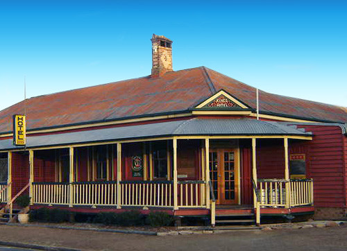 Maidenwell Hotel - Accommodation Mount Tamborine