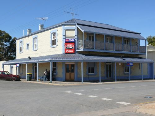 Port Wakefield Hotel - Accommodation Mount Tamborine