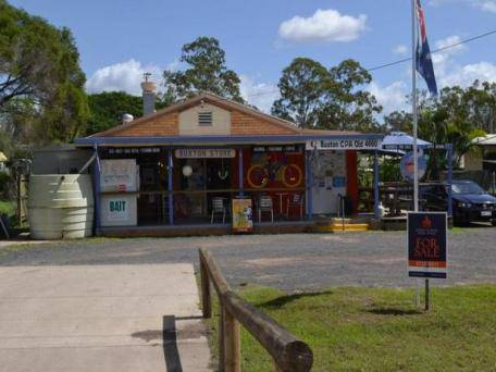 Buxton General Store - Accommodation Mount Tamborine
