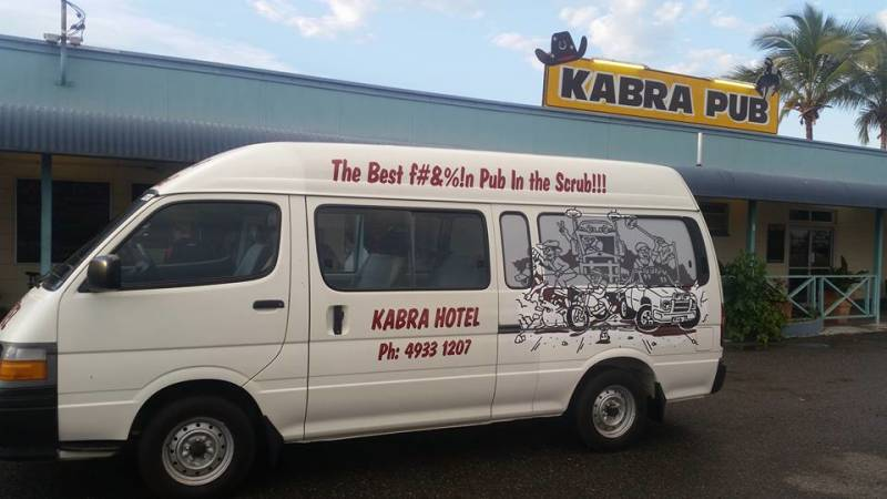 Kabra Hotel - Accommodation Mount Tamborine