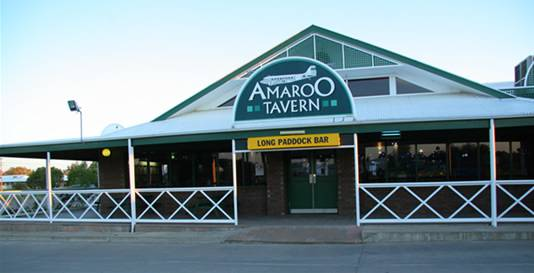 Amaroo Tavern - Accommodation Mount Tamborine