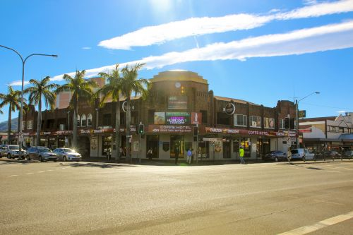 The Coffs Hotel
