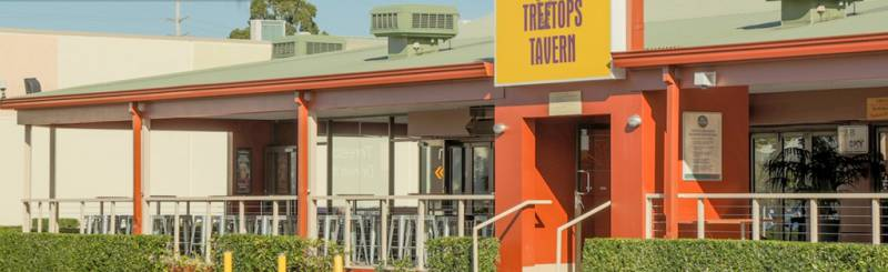 Treetops Tavern - Accommodation Mount Tamborine