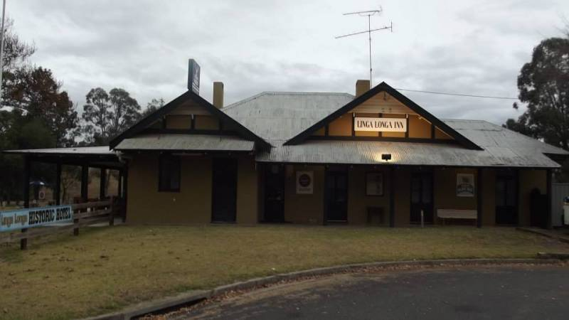Linga Longa Inn - Accommodation Mount Tamborine
