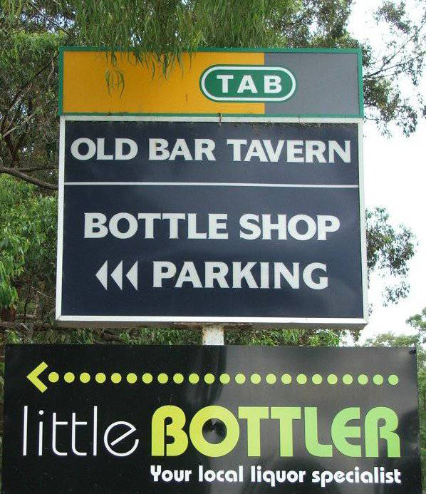 Old Bar Tavern - Accommodation Mount Tamborine