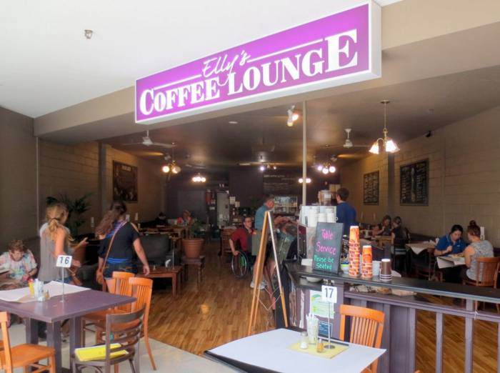 Ellys Coffee Lounge - Accommodation Mount Tamborine