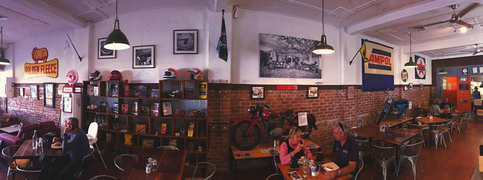 Roadies Cafe - Accommodation Mount Tamborine
